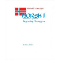 Norsk, Nordmenn og Norge  Tchrs', 9780299088040