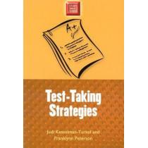 Test-taking Strategies by Judi Kesselman-Turkel, 9780299191948