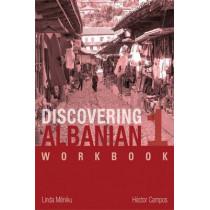 Discovering Albanian 1: Workbook by Linda Meniku, 9780299250942
