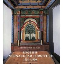 English Vernacular Furniture, 1750-1900 by Christopher Gilbert, 9780300047622