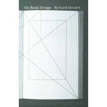 On Book Design by Richard Hendel, 9780300075700