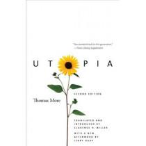 Utopia by Saint Thomas More, 9780300186109