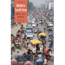 A History of Modern South Asia: Politics, States, Diasporas by Ian Talbot, 9780300196948