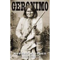 Geronimo by Robert M. Utley, 9780300198362