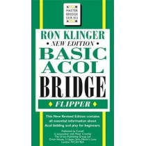 Basic Acol Bridge Flipper by Ron Klinger, 9780304362790