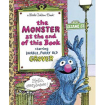 LGB The Monster At The End Of This Book (Sesame Book) by Jon Stone, 9780307010858