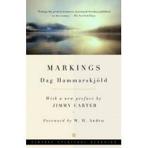 Markings by Dag Hammarskjold, 9780307277428