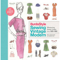 Burdastyle Sewing Vintage Modern by Nora Abousteit, 9780307586759