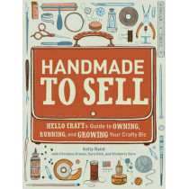 Handmade To Sell by Kelly Rand, 9780307587107