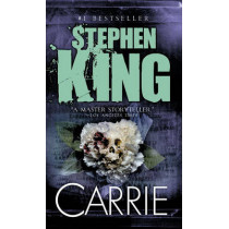 Carrie by Stephen King, 9780307743664