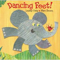Dancing Feet! by Lindsey Craig, 9780307930811