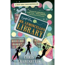 Escape From Mr. Lemoncello's Library by Chris Grabenstein, 9780307931474