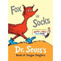 Fox in Socks by Dr. Seuss, 9780307931801