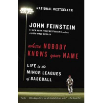 Where Nobody Knows Your Name: Life in the Minor Leagues of Baseball by John Feinstein, 9780307949585