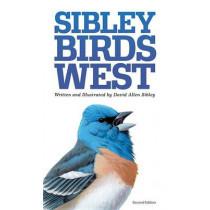 Sibley Field Guide to Birds of Western North America by David Allen Sibley, 9780307957924