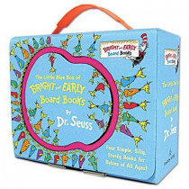 The Little Blue Box of Bright and Early Board Books by Dr. Seuss by Dr Seuss, 9780307975867