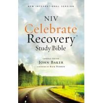 NIV, Celebrate Recovery Study Bible, Paperback by John Baker, 9780310445173