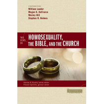Two Views on Homosexuality, the Bible, and the Church by Preston Sprinkle, 9780310528630