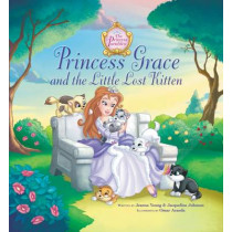 Princess Grace and the Little Lost Kitten by Jeanna Young, 9780310716402