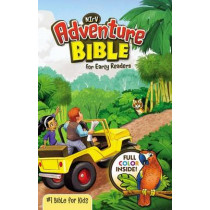 NIrV, Adventure Bible for Early Readers, Hardcover, Full Color by Zonderkidz, 9780310727422