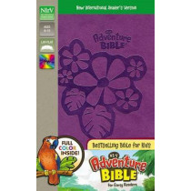 NIrV, Adventure Bible for Early Readers, Leathersoft, Green, Full Color by Lawrence O. Richards, 9780310727446