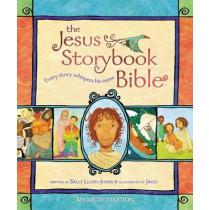Jesus Storybook Bible by Sally Lloyd-Jones, 9780310729945