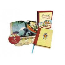 The Jesus Storybook Bible Collector's Edition: With Audio CDs and DVDs by Sally Lloyd-Jones, 9780310736424