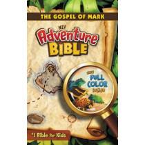 NIV, Adventure Bible: The Gospel of Mark, Paperback, Full Color by Dr. Lawrence O. Richards, 9780310739876