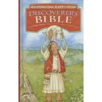 NIrV, Discoverer's Bible for Early Readers, Large Print, Hardcover: A Large Print Bible for Early Readers by Zondervan Publishing, 9780310743736