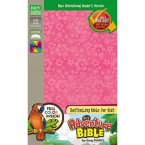NIrV, Adventure Bible for Early Readers, Leathersoft, Pink, Full Color by Dr. Lawrence O. Richards, 9780310745204