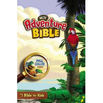 NKJV, Adventure Bible, Hardcover, Full Color by Dr. Lawrence O. Richards, 9780310746263