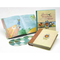 The Jesus Storybook Bible Deluxe Edition: With CDs by Sally Lloyd-Jones, 9780310748847