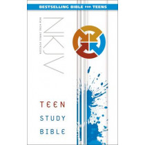 NKJV, Teen Study Bible, Hardcover by Lawrence Richards, 9780310752752