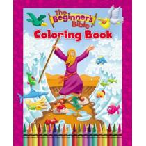 The Beginner's Bible Coloring Book by Zonderkidz, 9780310759553