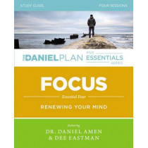 Focus Study Guide: Renewing Your Mind by Daniel G. Amen, 9780310889588