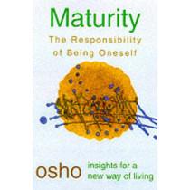 Maturity by Osho, 9780312205614