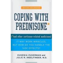 Coping with Prednisone by Eugenia Zuckerman, 9780312375607