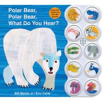 Polar Bear, Polar Bear, What Do You Hear? by Eric Carle, 9780312513467