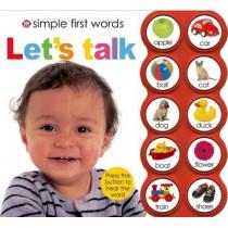 Let's Talk by Roger Priddy, 9780312514211