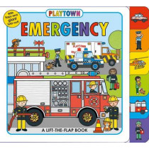 Playtown: Emergency by Roger Priddy, 9780312520090