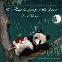 It's Time to Sleep, My Love by Nancy Tillman, 9780312673369