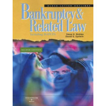 Black Letter Outline on Bankruptcy and Related Law by Steve H. Nickles, 9780314065797