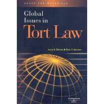 Global Issues in Tort Law by Julie Davies, 9780314167590