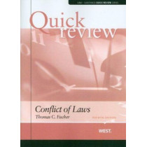 Sum and Substance Quick Review on Conflict of Laws by Thomas Fischer, 9780314180926