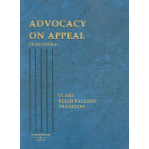 Advocacy on Appeal by Bradley G. Clary, 9780314184085
