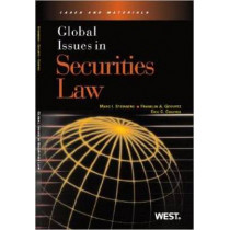 Global Issues in Securities Law by Marc I. Steinberg, 9780314278715