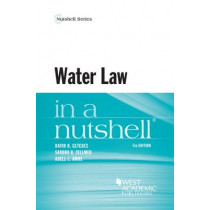 Water Law in a Nutshell by David Getches, 9780314280695