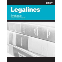 Legalines on Evidence, Keyed to Mueller by Academic West, 9780314288240