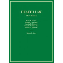 Health Law by Barry R. Furrow, 9780314289070