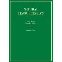 Natural Resource Law by Jan Laitos, 9780314290168